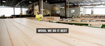 Wood, We do it best